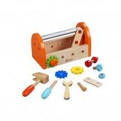 Set da carpentiere con attrezzi 3511