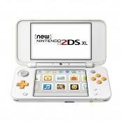 Console New Nintendo 2DS XL bianco/arancione 2209349