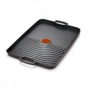 Piastra Plancha Cooking Fusion nero