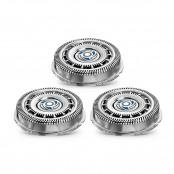 Testine di ricambio per rasoi Serie 7000 argento SH70