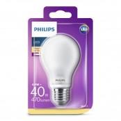 Lampadina LED goccia Classic in vetro 40W E27 2700K non...