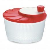 Centrifuga lavainsalata Rio trasparente/rosso