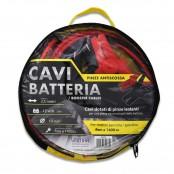 Cavi batteria 2,5 m sezione 10 mm2