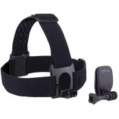 Imbracatura di supporto elastica Head strap+ DK00150085