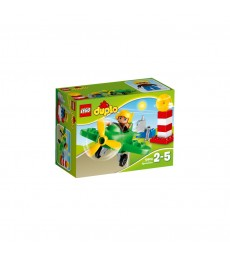 LEGO DUPLO TOWN AEROPLANINO immagine thumbnail