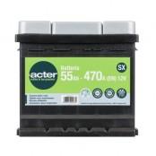 Batteria 55Ah Sx 470A