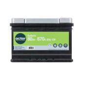 Batteria 80Ah Dx 670A