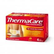 Fasce autoriscaldanti a calore terapeutico per schiena 4 pz