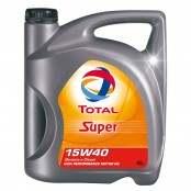 Olio motore Super 4l 15W40