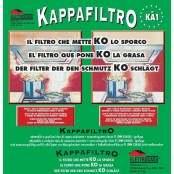 Filtro universale per cappa cucina Kappafiltro KA 1