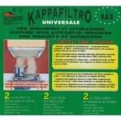 Filtri universali per cappa cucina Kappafiltro KA 2