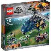 Jurassic World Inseguimento sull'elicottero di Blue 75928