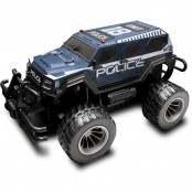 SUV Polizia RC 2.4 GHz 1:16