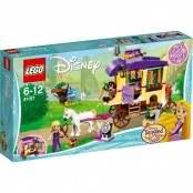 Disney Tangled Il caravan di Rapunzel 41157
