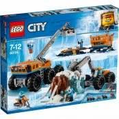 City Base mobile di esplorazione artica 60195