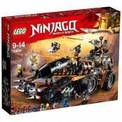 Ninjago Turbo-cingolato 70654