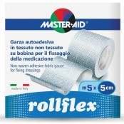 Garza adesiva Rollflex 5 cm x 5 m