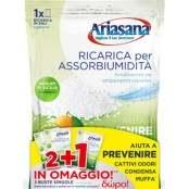 Ricarica sali per assorbiumidità Pino Silvestre 2 buste +...