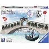 Puzzle 3D Building Classici Ponte di Rialto