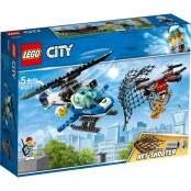 City Polizia aerea all'inseguimento del drone 60207