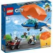 City Arresto con il paracadute della Polizia aerea 60208