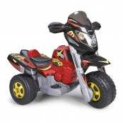 Trimoto Red Racer 6V
