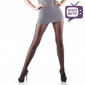 Collant Dura Sheer Nero S/M