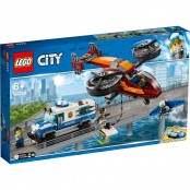 City Polizia aerea: furto di diamanti 60209
