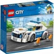 City Auto di pattuglia della polizia 60239