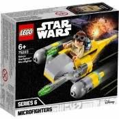 Star Wars Microfighter Naboo Starfighter 75223
