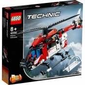 Technic Elicottero di salvataggio 42092
