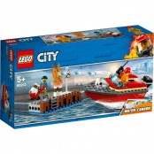 City Incendio al porto 60213