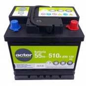 Batteria per auto 55Ah 510A