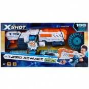 Blaster X-Shot Turbo Advance con 96 dardi