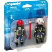Duo pack Pompieri 70081