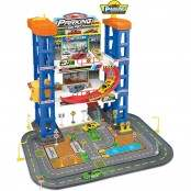 Playset Parking Garage Express Wheels