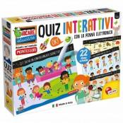 Montessori Quiz interattivi con penna elettronica