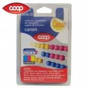 Cartuccia per stampanti multicolor C541XL CO compatibile...
