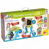 Carotina Banchetto LED Gioco e Imparo 3 in 1