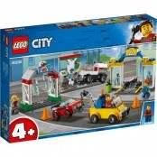 City Stazione di servizio e officina 60232