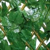 Siepe artificiale con foglie di edera Divy X-Tens Hedera...