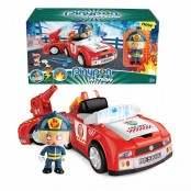Giochi Preziosi - Pinypon - Veicolo pompieri con...