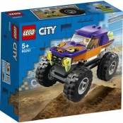 City Monster Truck 60251