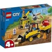 City Bulldozer da cantiere 60252