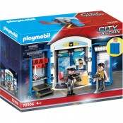 City Action Playbox Stazione di polizia