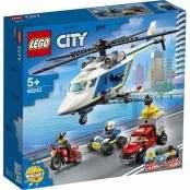 City Inseguimento sull'elicottero della polizia 60243