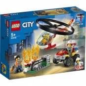 City Elicottero dei pompieri 60248