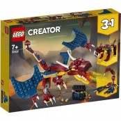 Creator Drago del fuoco 31102