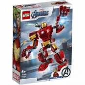 Marvel Avengers Movie 4 Mech Iron Man 76140