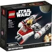 Star Wars Episode IX Microfighter Y-Wing della Resistenza...